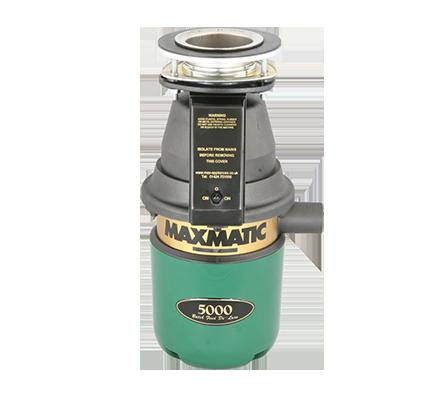 Maxmatic waste disposal repairs
